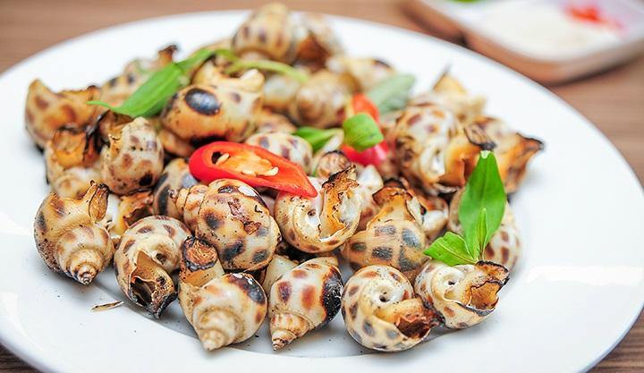 Ốc hương nướng thơm ngon chuẩn vị nhà hàng - - Nấu Cỗ 29